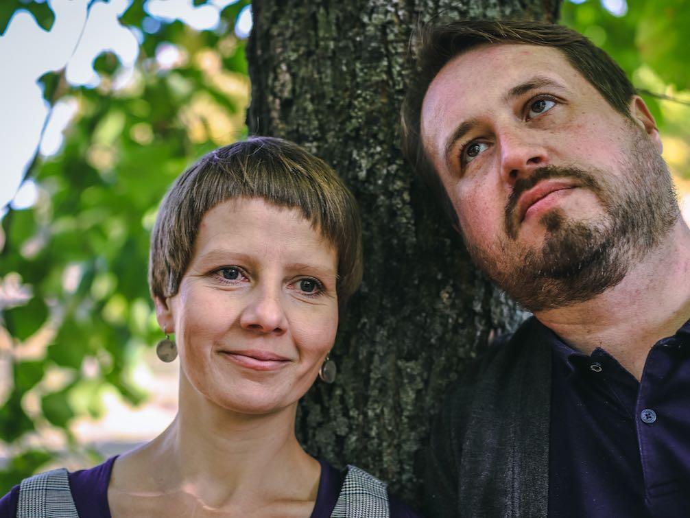 Anne und Uli im Herbst 2018 (© 22MONATE)